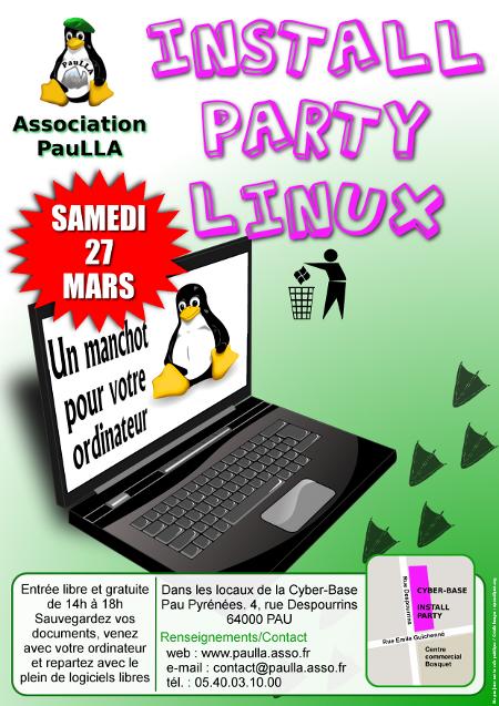 affiche ip 27 mars