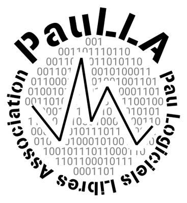 Logo PauLLA V3 itération 01
