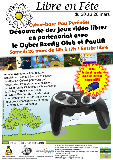 jeux libres