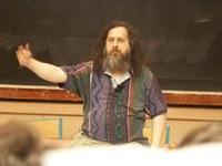 Conférence de Richard Stallman à l'UPPA